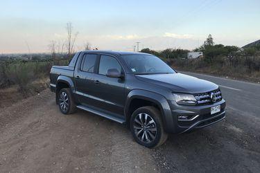 Volkswagen Amarok V6: Juguemos a andar en un deportivo…