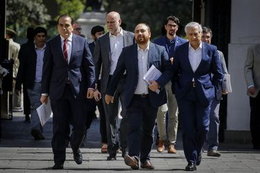 Los emplazamientos que surgieron en la oposición para hacer frente al nuevo gabinete