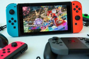 Desde Nintendo apuntan que la producción de Nintendo Switch volverá pronto a la normalidad