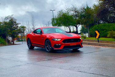 Ford Mustang Mach 1: De esos amigos brutos, pero leales