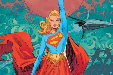 Tom King escribirá el nuevo cómic de Supergirl