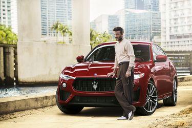 La colección de autos de David Beckham crece gracias a Maserati