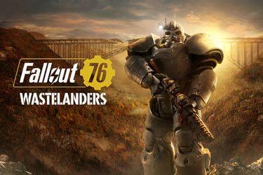 Fallout 76 por fin recibirá la actualización de Wastelanders y también llegará a Steam