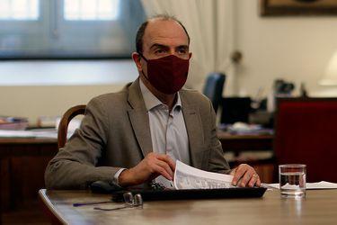 """Monckeberg refuerza defensa a Mañalich por acusación constitucional: """"Se hizo un esfuerzo real en avanzar correctamente para proteger a la población"""""""