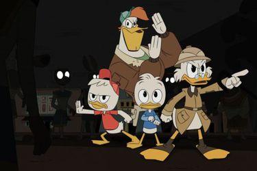 DuckTales no sería renovada por Disney para una cuarta temporada