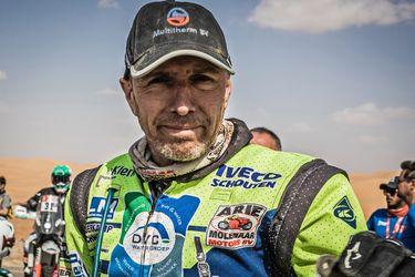 El Dakar cobra una nueva víctima: fallece el piloto Edwin Straver
