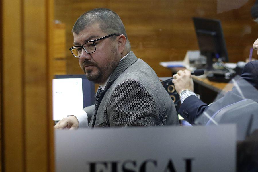 RANCAGUA: Control de detencion de 'El Kiruza', por infraccion a ley de control de armas y drogas