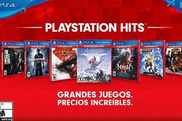 Horizon Zero Dawn, Nioh y otros juegos se suman a PlayStation Hits