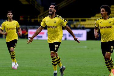 El Dortmund vence con lo justo al Hertha Berlín y se afianza en zona de Champions