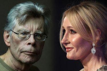 J.K. Rowling borró su tweet de alabanza a Stephen King luego de que el rey del terror apoyó a la comunidad trans