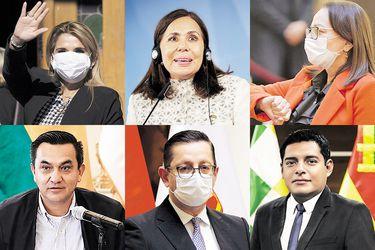 Bolivia: el gabinete más golpeado por la pandemia