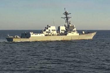 Marina de EE.UU. rechaza versiones de Rusia sobre un encuentro naval en el Mar de Japón