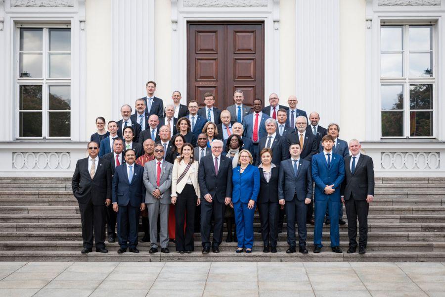 Ministros Dialogos Climaticos en Alemania