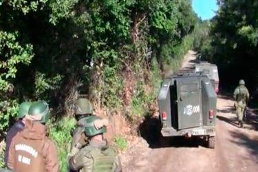 Caso Catrillanca: Corte de Apelaciones de Temuco ordena prisión preventiva para excarabineros condenados