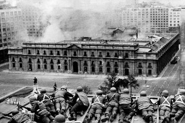 CHILE-MILITARY COUP