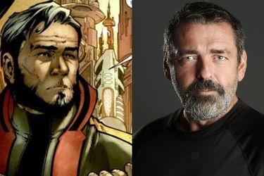 Angus MacFadyen interpretará a Jor-El en Superman & Lois