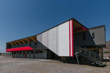 Tres hectáreas y una inversión de US$ 1,5 millones: San Felipe inaugura moderno complejo deportivo