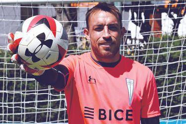 """Sebastián Pérez: """"Estoy muy consciente de que siempre me van a comparar con Dituro"""""""
