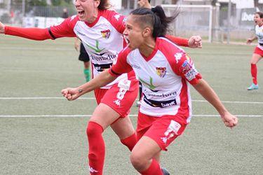 Las chilenas beneficiadas con el final anticipado del fútbol femenino en España