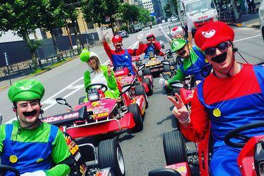 """Nintendo gana demanda para terminar con el """"Mario Kart"""" de Tokio"""
