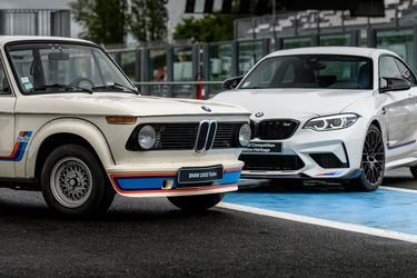 M2 Competition Heritage