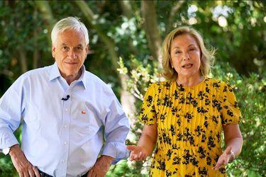 """""""No fue el año que imaginamos"""": Piñera envía mensaje de Año Nuevo marcado por el impacto del Covid-19 en 2020"""