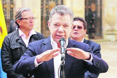 Santos invita a vencer la abstención en las (41062290)