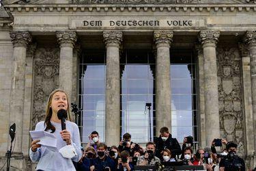 """""""Los partidos políticos no hacen lo suficiente"""": Greta Thunberg reaparece presionando a partidos políticos alemanes en medio de elecciones presidenciales"""