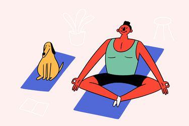 Yoga en cuarentena: las mejores cuentas para practicar en casa