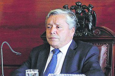 El historial disciplinario del juez de la Región de O'Higgins, Emilio Elgueta