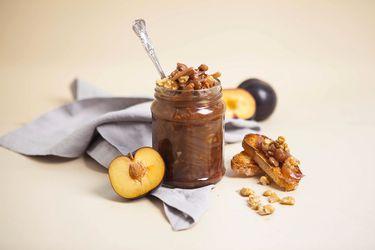 Recetas Amermeladas: Chutney de cebolla, nueces y mermelada de ciruela