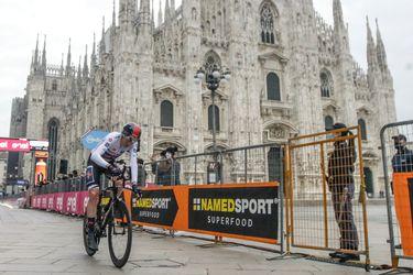 Geoghegan gana el Giro más reñido de la historia