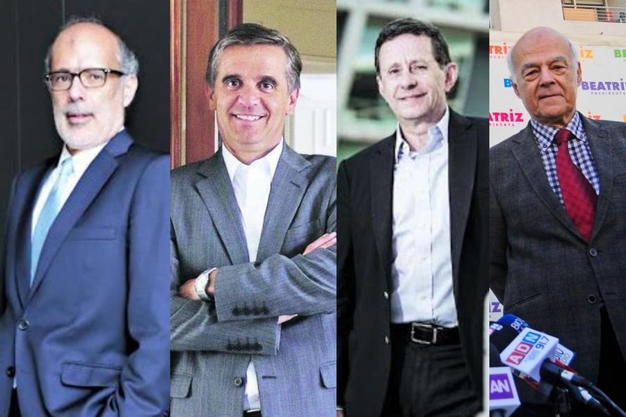 El cara a cara de los dos bandos de economistas por el retiro de fondos de las AFP: De Gregorio y Ramos versus Valdés y Vergara