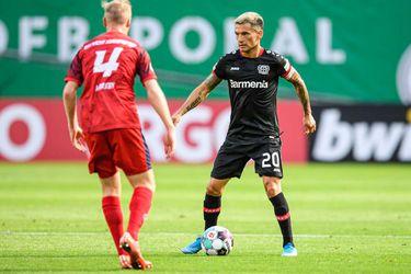 Comienza la Bundesliga del Capitán Aránguiz