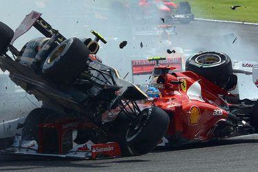 Cuando lo imposible parece sobrevivir: otras salvadas milagrosas en la F1