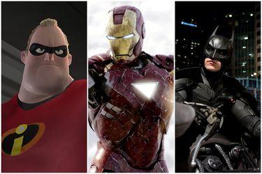 Las 7 películas de superhéroes mejor valoradas en Rotten Tomatoes que puedes encontrar en Netflix