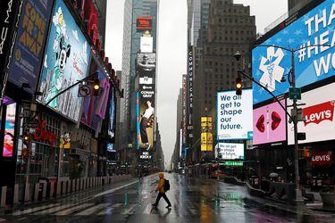 Nueva York  se acerca a los 3 mil fallecidos y se reportan más de 100 mil casos confirmados de coronavirus