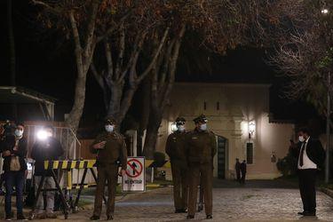 """""""Fue una conversación menos política que otras veces"""": senadores de Chile Vamos y Presidente Piñera se reúnen en Cerro Castillo"""