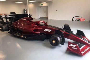 Se filtran las primeras imágenes del nuevo Fórmula 1