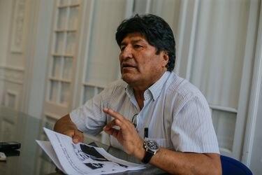 """Evo Morales Ayma, expresidente de Bolivia (2006-2019): """"EE.UU. y Áñez usan la pandemia para seguir postergando las elecciones"""""""