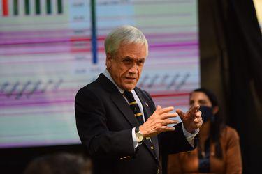 Aprobación de Piñera cae a su nivel más bajo desde julio: llegó al 13% según Cadem