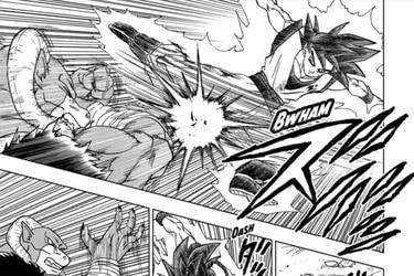 El combate entre Gokú y Moro finalmente comienza en el manga de Dragon Ball Super