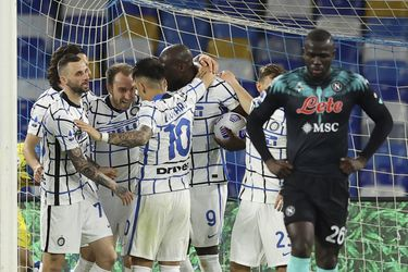 El Inter consigue un valioso empate y se encamina al Scudetto