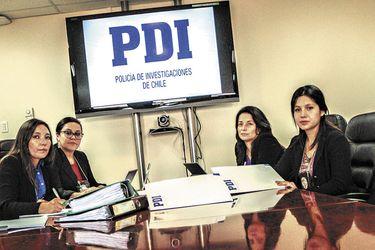 PDI toma 158 declaraciones y revisa 60 carpetas sobre programa Ascar del Sename