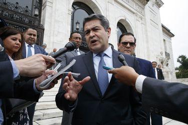 Presidente de Honduras es acusado de ayudar a traficar cocaína a EE.UU. por fiscal de Nueva York