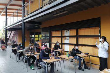 38% de colegios reabre en la RM y municipales vuelven a clases en solo tres de las diez comunas desconfinadas el jueves
