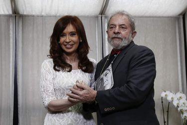 BRAZIL-ARGENTINA-LULA DA SILVA-KIRCHNER