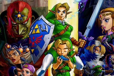 Histórico: Terminaron The Legend of Zelda: Ocarine of Time en menos de 17 minutos