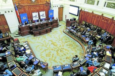 Consejo ampliado de la UDI