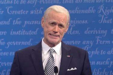 """Jim Carrey """"renuncia"""" como Joe Biden en Saturday Night Live"""